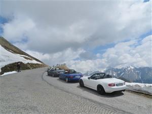 Edelweißspitze Großglockner