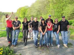 Waldsee 1 Mai Grillen