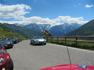 Große Pass-tour Sella runde