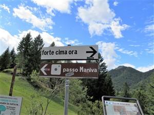 Passo Maniva Anfahrt