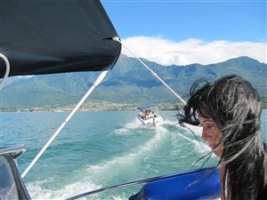 Italien-tour 1 tag Motorboot