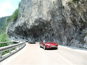 Italien Monte Tremalzo