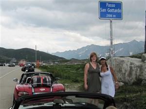 Gotthard Pass-spitze